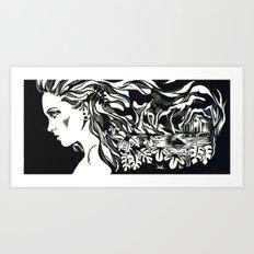 Bayou Art Print