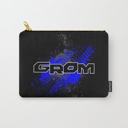 GROM, Blue Carry-All Pouch