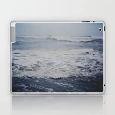 Listen to the Waves - Color Laptop & iPad Skin
