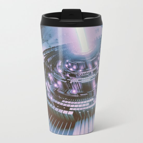SUPER Metal Travel Mug