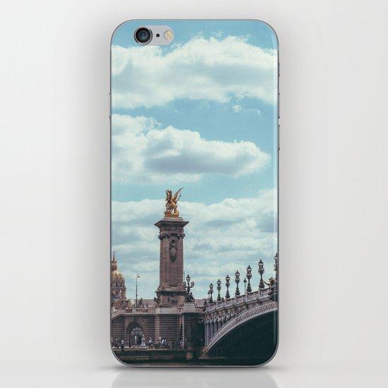 Pont Alexandre III, Paris  iPhone & iPod Skin