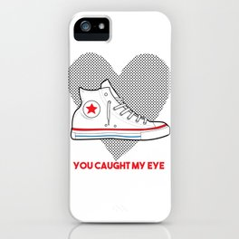 Converse Love iPhone Case