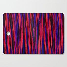Wave Stripes Pattern Cutting Board