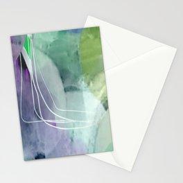 Morning Rain Stationery Cards