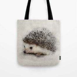 Little hedgehog Tote Bag