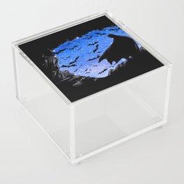 Batmaninthe Batcave Acrylic Box