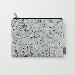 Speckles Grey Carry-All Pouch