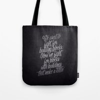 jay z Tote Bags featuring Jay Z. by Adikt