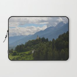 A glimpse through the forest Laptop Sleeve