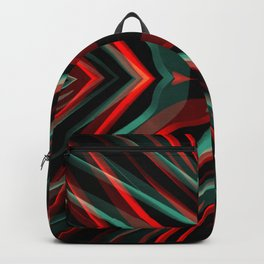 Multi-Exposure abstract art | Star Backpack