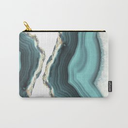 Sea Agate Carry-All Pouch