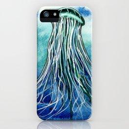 Emperor Jellyfish iPhone Case