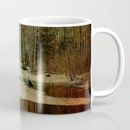 Mysterious Bashakill Channel Coffee Mug