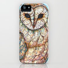 Barn Owl Slim Case iPhone (5, 5s)