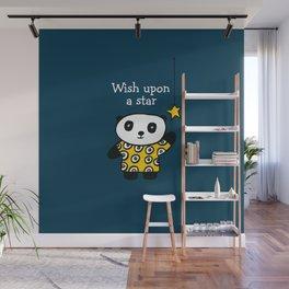 Tilli wish upon a star Wall Mural