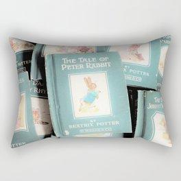 Peter Rabbit and friends Rectangular Pillow