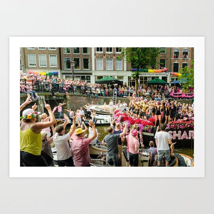 Amsterdam gay art
