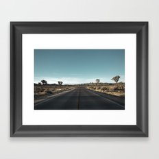 Joshua Tree 1 Framed Art Print