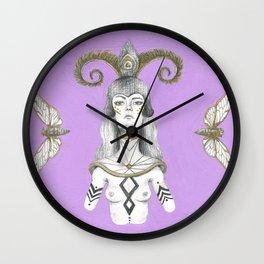 La Cigarra Wall Clock