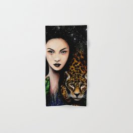Fierce Beauty Hand & Bath Towel