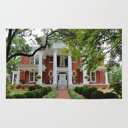 Kenan House Front View Rug