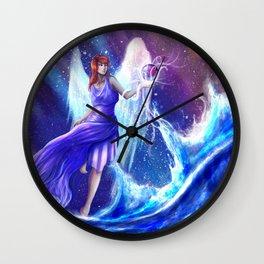 Universe of Imagination Wall Clock