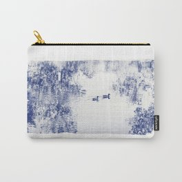 Blue Ducks Carry-All Pouch