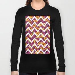 Chevron Summer Long Sleeve T-shirt