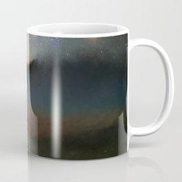 Milky Way Over Yellowstone Coffee Mug