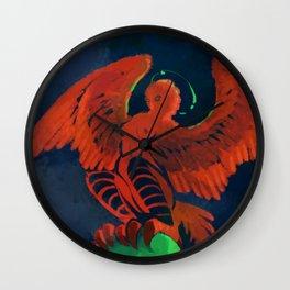 Harpy Wall Clock