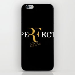 Perfect Classy Player iPhone Skin