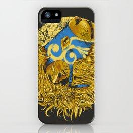 El Rey - dark iPhone Case