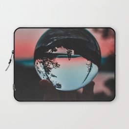 The Crystal Sunset (Color) Laptop Sleeve