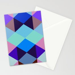 Abstract #375 Stationery Cards