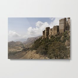 A Yemen Dream Metal Print
