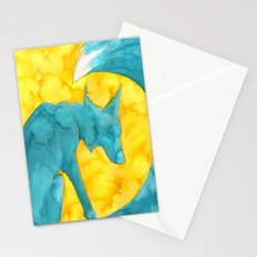 Summer Spirit (Tsunami Fox) Stationery Cards