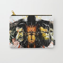 Lord Hanuman Carry-All Pouch