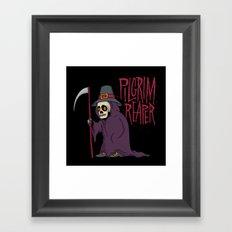PilGrim Reaper Framed Art Print