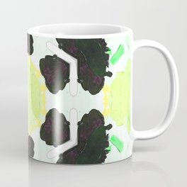 stellar dot mandala Coffee Mug