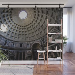 Pantheon Wall Mural