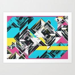 onomatopoeia Art Print