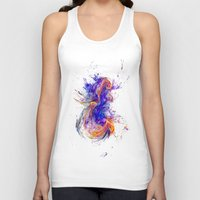 big bang Tank Tops featuring Big Bang Theory by Brian Raggatt