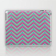 Hot Pink & Mint Laptop & iPad Skin