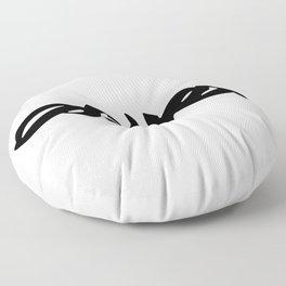 Scary Floor Pillow