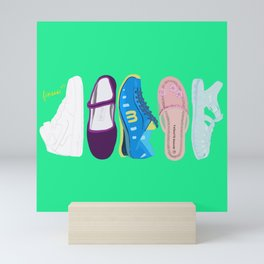 The Starter Pack II Mini Art Print