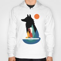 best friend Hoodies featuring Best Friend by Andy Westface