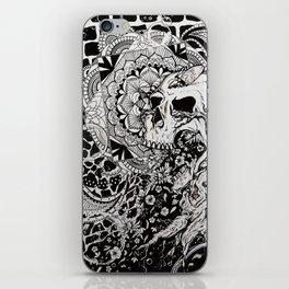Winter Torment iPhone Skin