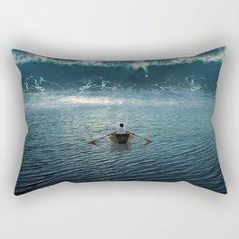 audacity Rectangular Pillow