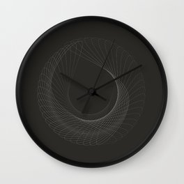 toroid.i Wall Clock