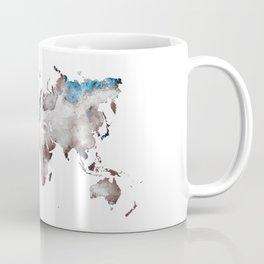 world map 73 Coffee Mug